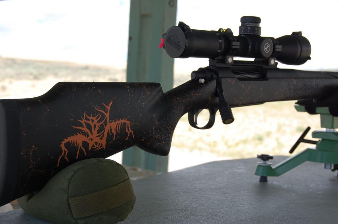 rebel action lane precision rifles